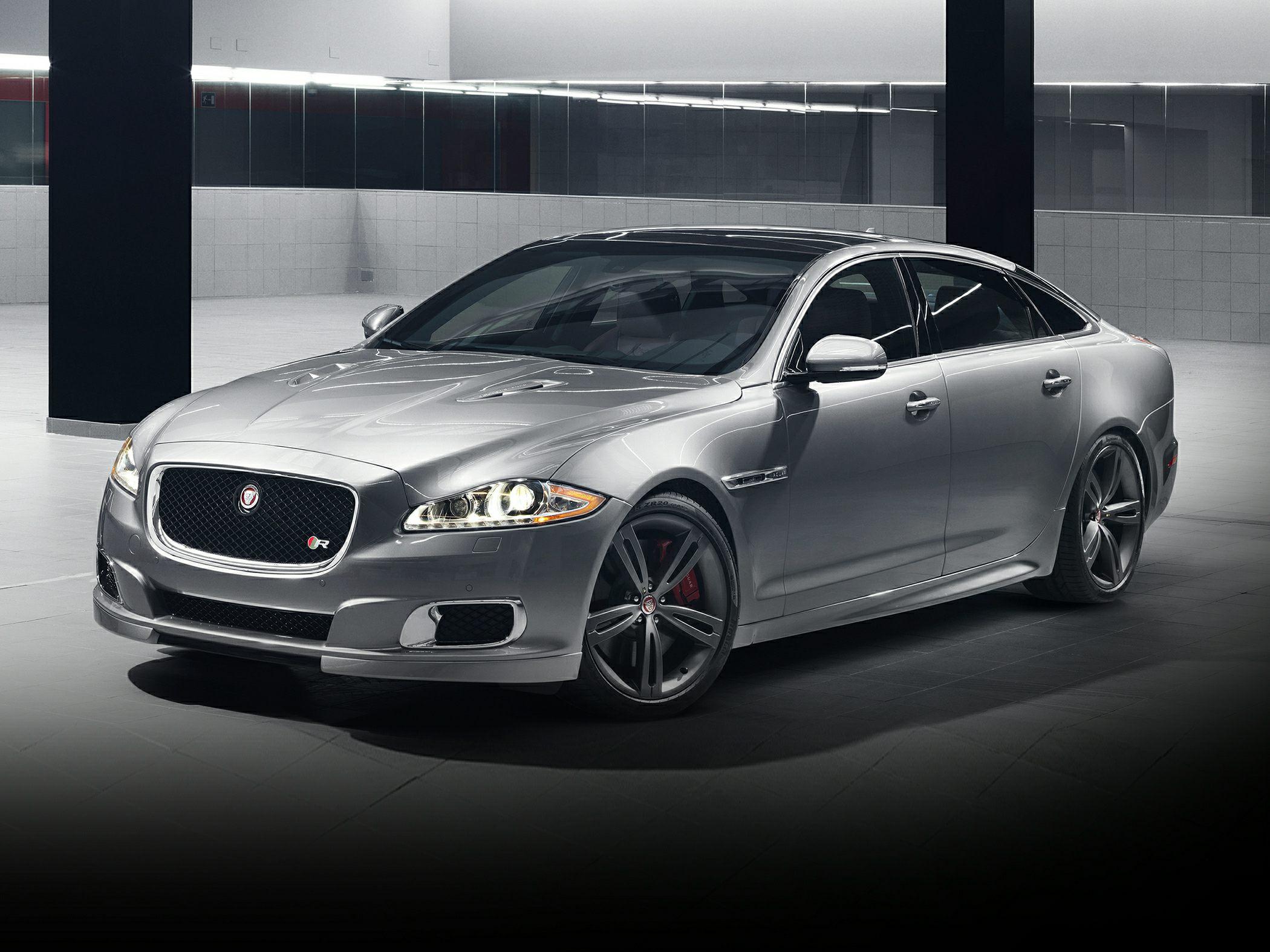 2014 Jaguar XJ Exterior Glamour