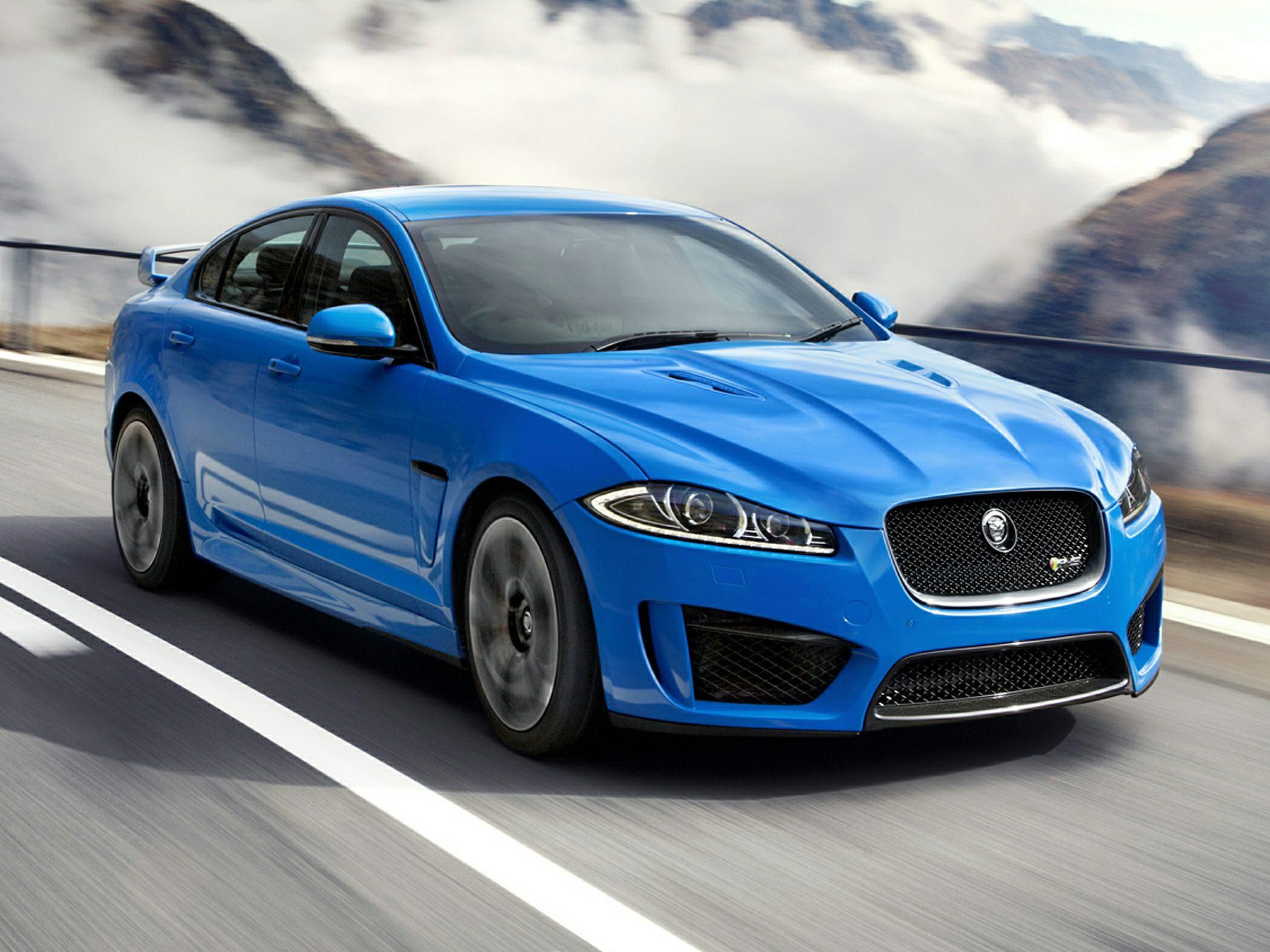2014 Jaguar XF Glam