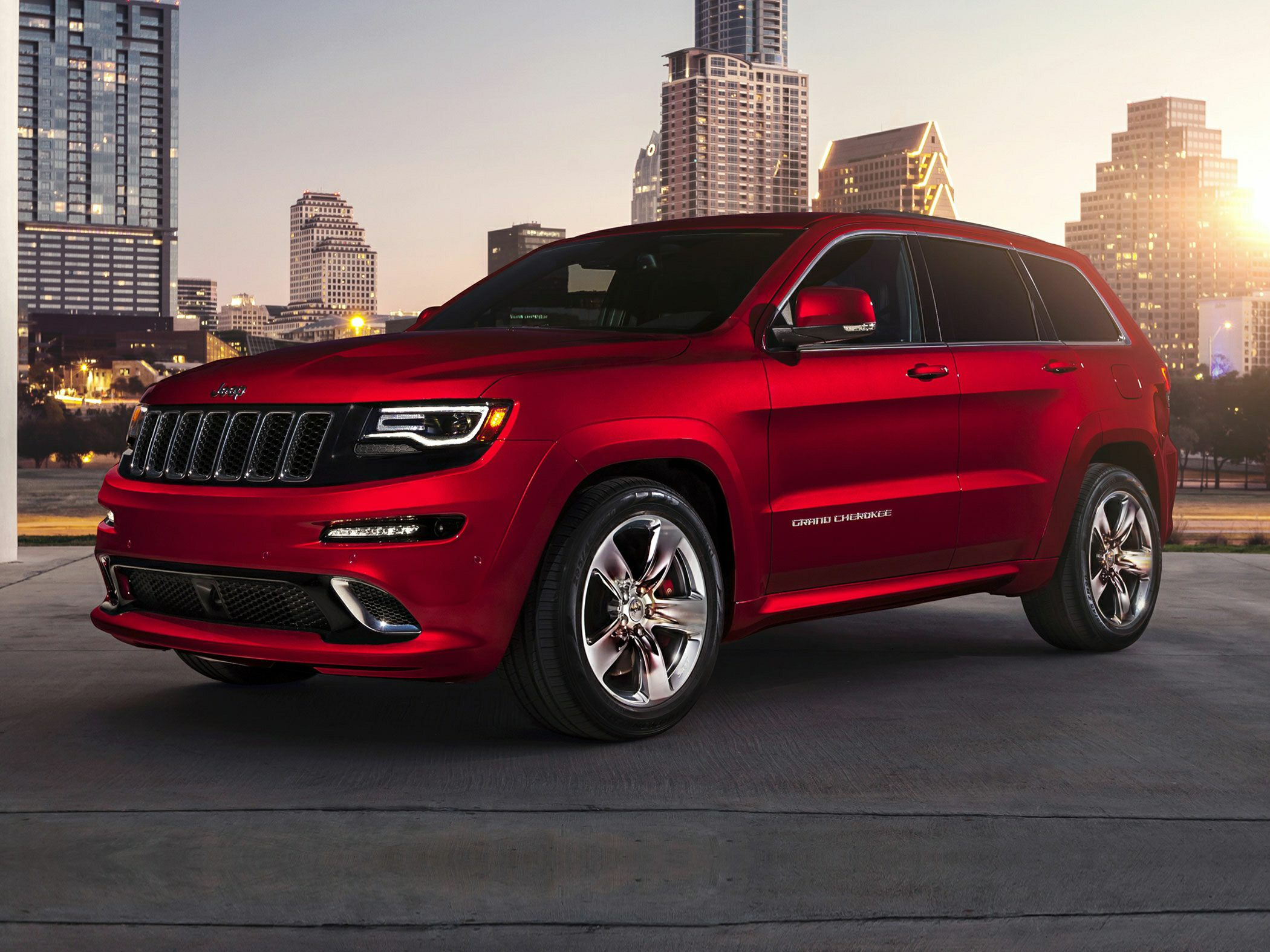 2014 Jeep Grand Cherokee Glamour