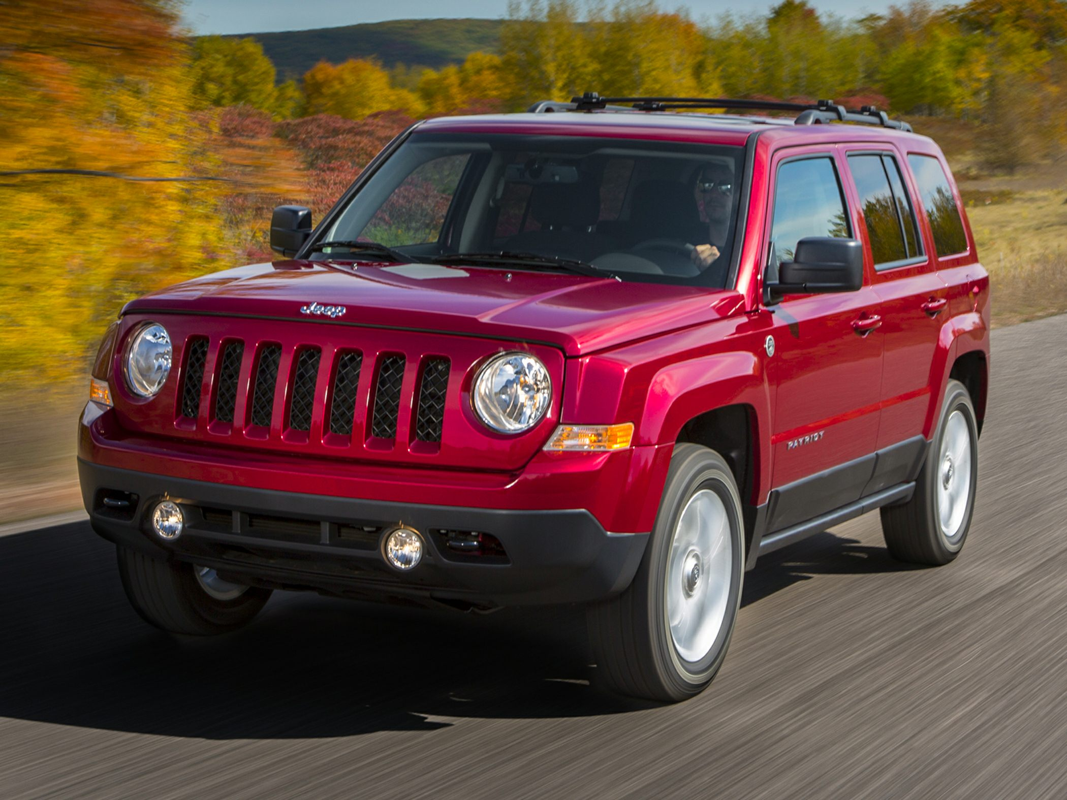 2014 Jeep Patriot Glam