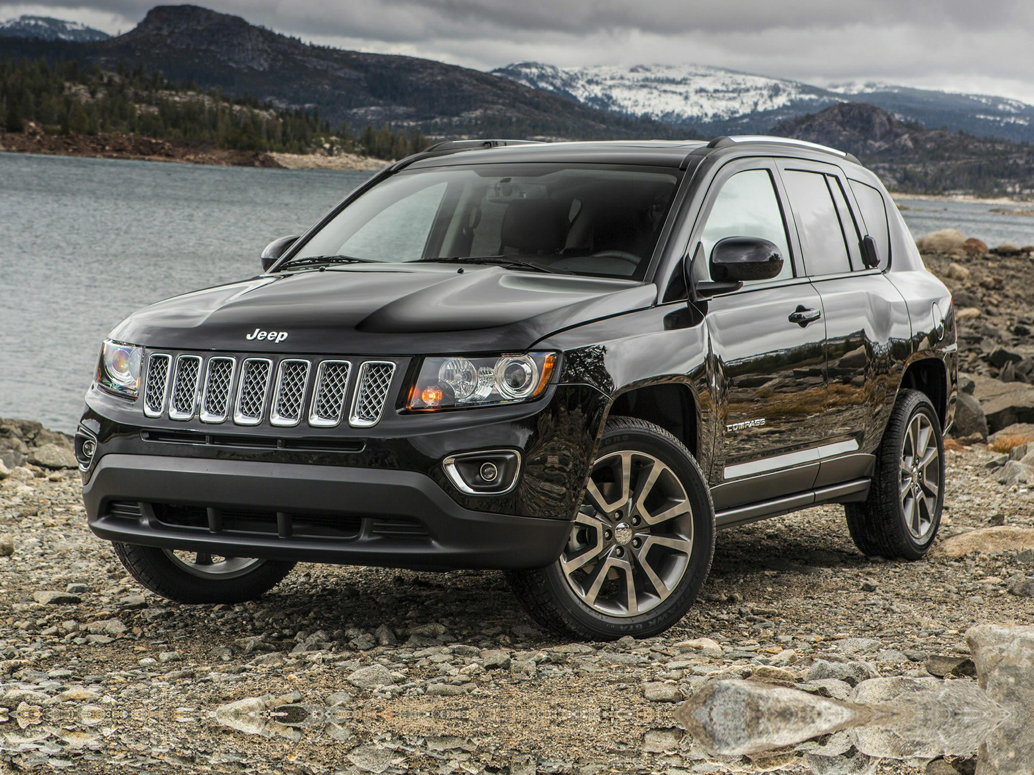 2014 Jeep Compass Glam