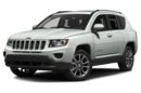 3/4 Front Glamour 2016 Jeep Compass