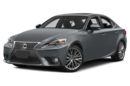 3/4 Front Glamour 2015 Lexus IS 250