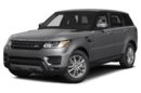 3/4 Front Glamour 2015 Land Rover Range Rover Sport