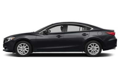 90 Degree Profile 2014 Mazda Mazda6