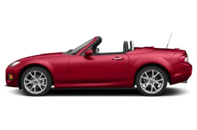 90 Degree Profile 2014 Mazda MX-5 Miata