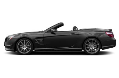 90 Degree Profile 2014 Mercedes-Benz SL63 AMG