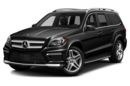 3/4 Front Glamour 2016 Mercedes-Benz GL550