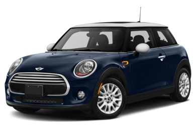 3/4 Front Glamour 2014 MINI Hardtop
