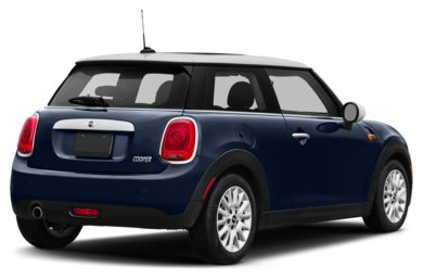 3/4 Rear Glamour  2014 MINI Hardtop