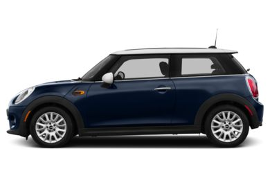 90 Degree Profile 2014 MINI Hardtop