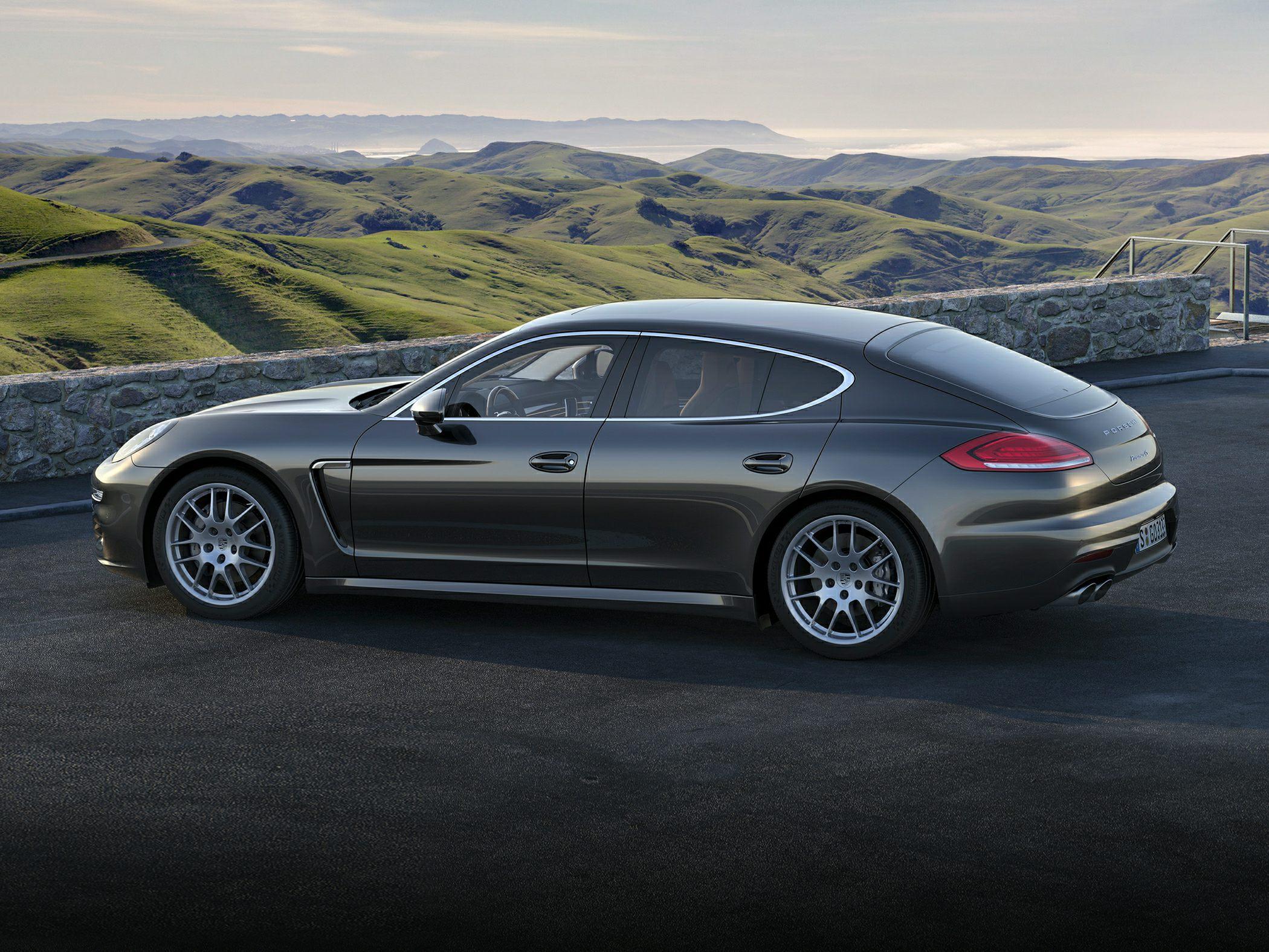 2014 Porsche Panamera Glam