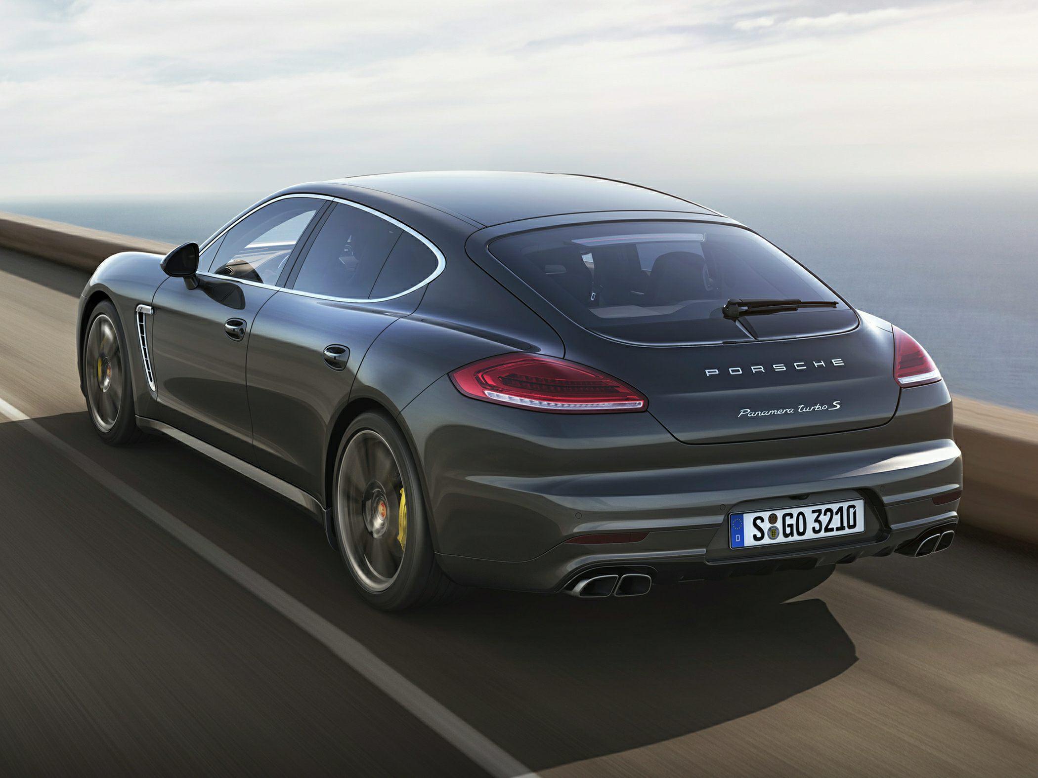 2014 Porsche Panamera Exterior