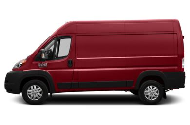 90 Degree Profile 2016 RAM ProMaster 2500