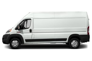 90 Degree Profile 2014 RAM ProMaster 3500