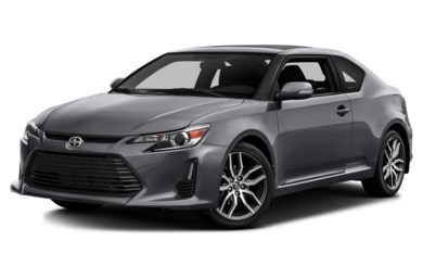 3/4 Front Glamour 2014 Scion tC
