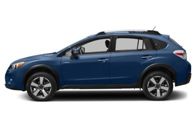 90 Degree Profile 2014 Subaru XV Crosstrek Hybrid