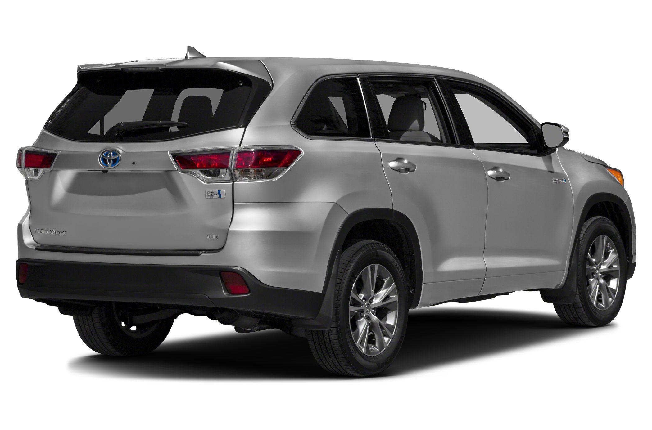 2016 Toyota Highlander Hybrid Styles Amp Features Highlights