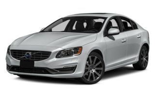 3/4 Front Glamour 2014 Volvo S60