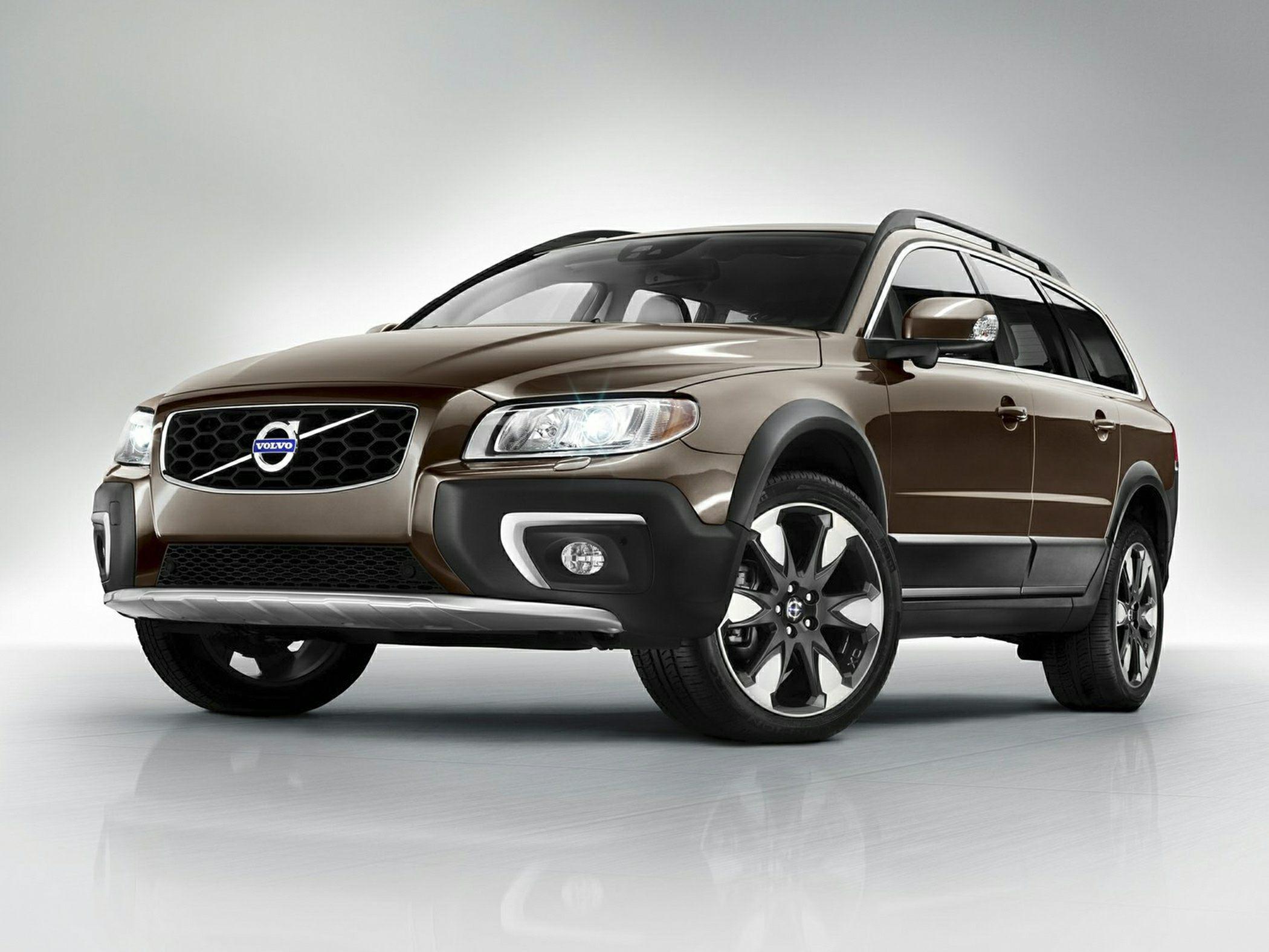 2014 Volvo XC70 Glam