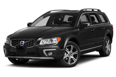 3/4 Front Glamour 2014 Volvo XC70
