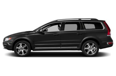 90 Degree Profile 2016 Volvo XC70