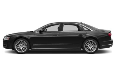 90 Degree Profile 2015 Audi A8