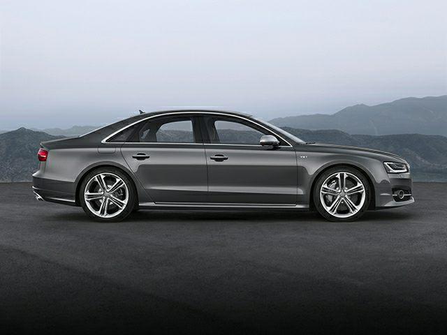 2015 Audi S8 Side