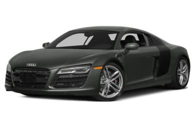 3/4 Front Glamour 2014 Audi R8