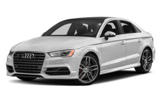 3/4 Front Glamour 2015 Audi S3