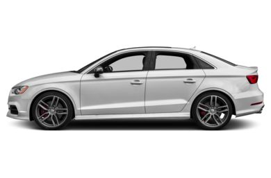 90 Degree Profile 2015 Audi S3