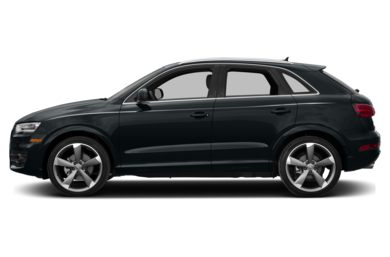 90 Degree Profile 2015 Audi Q3