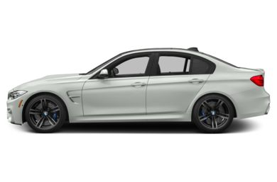 90 Degree Profile 2015 BMW M3