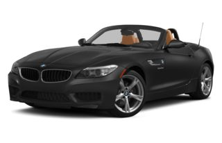 3/4 Front Glamour 2015 BMW Z4