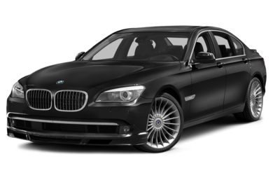 3/4 Front Glamour 2015 BMW ALPINA B7