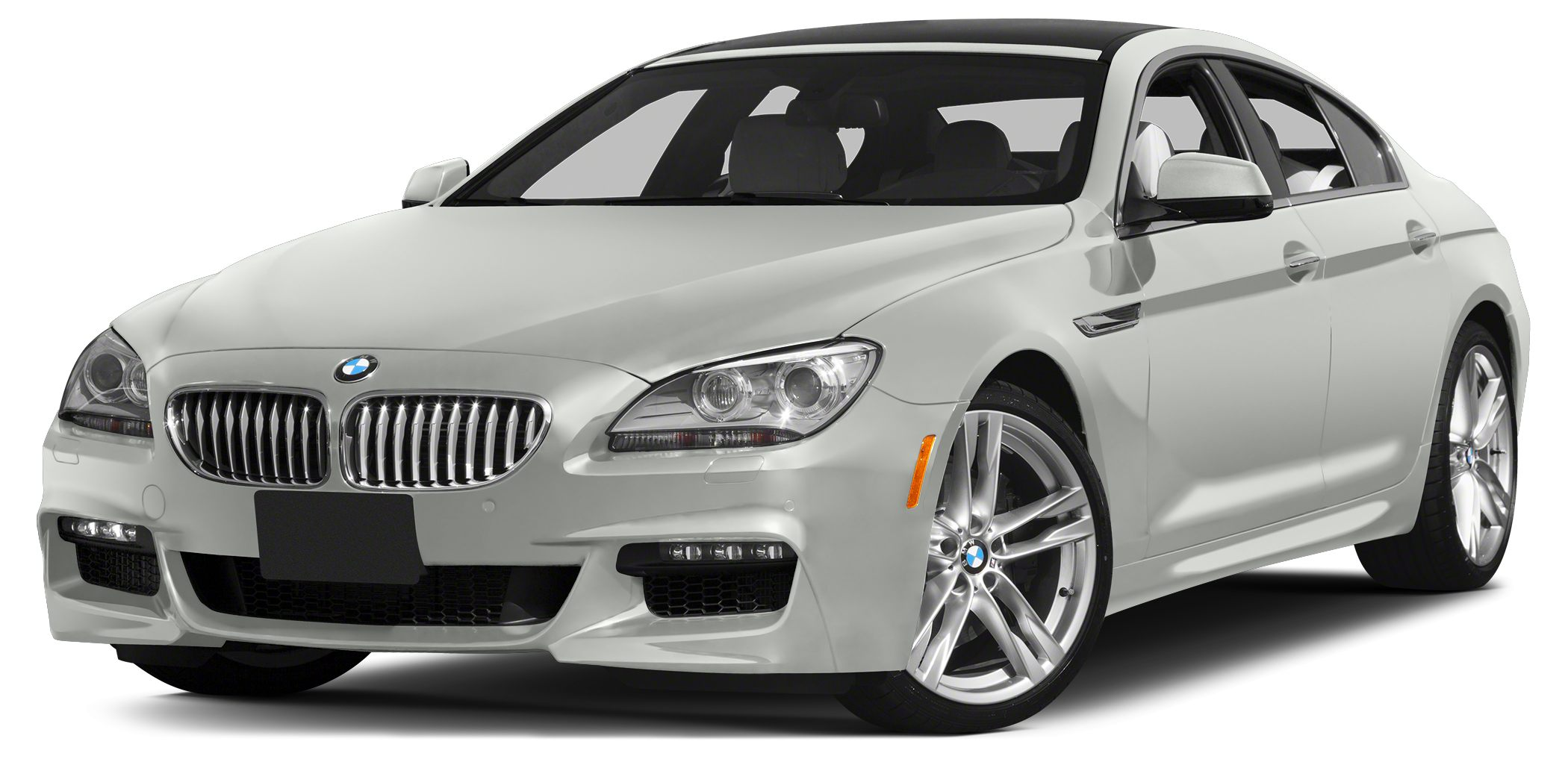 2015 BMW 640 Gran Coupe Front