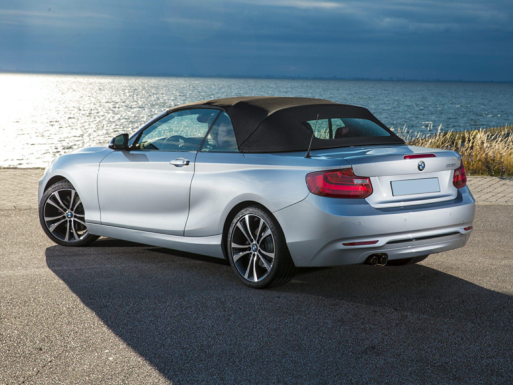 BMW 228 Rear