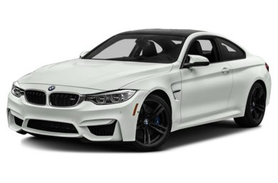 3/4 Front Glamour 2015 BMW M4