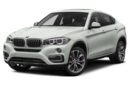 3/4 Front Glamour 2015 BMW X6