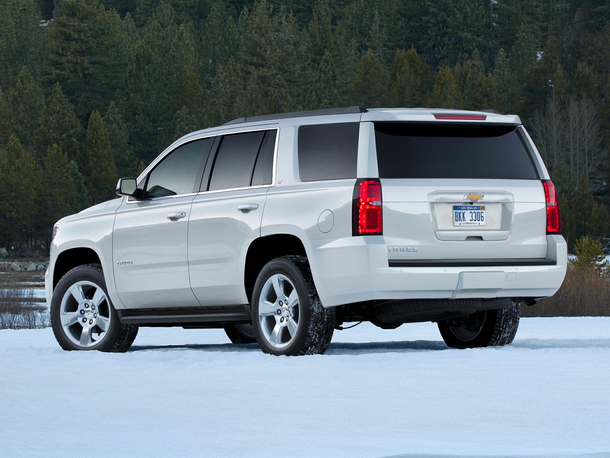 2017 chevrolet tahoe deals prices incentives leases overview carsdirect. Black Bedroom Furniture Sets. Home Design Ideas