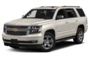 3/4 Front Glamour 2015 Chevrolet Tahoe
