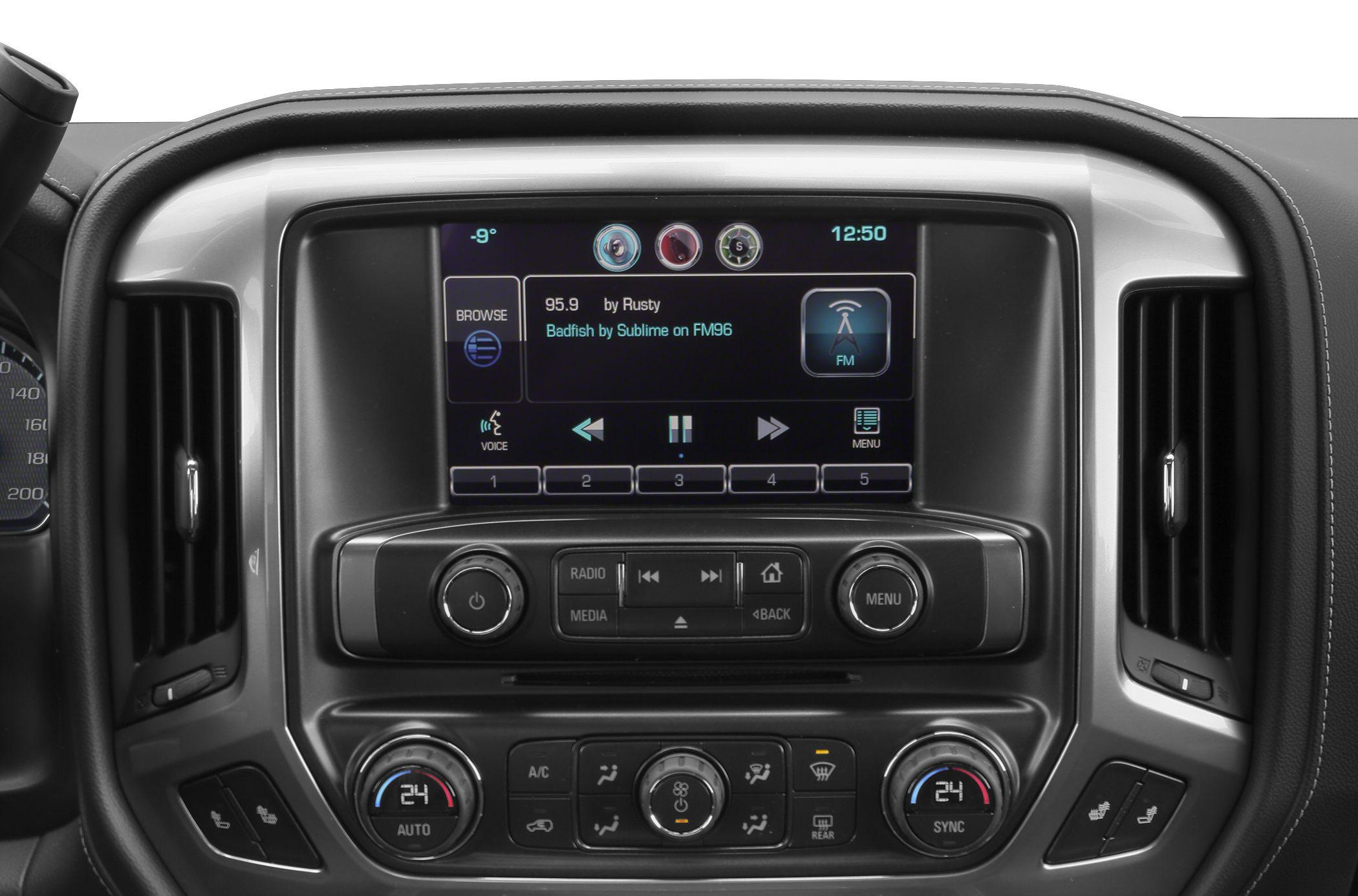 2015 Chevrolet Silverado 3500HD Radio