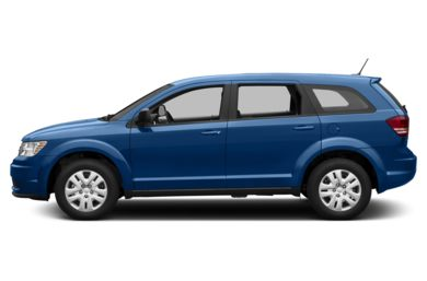 90 Degree Profile 2017 Dodge Journey