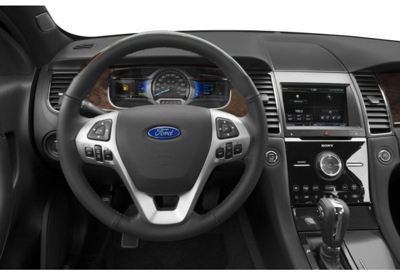 2015 Ford Taurus Styles & Features Highlights