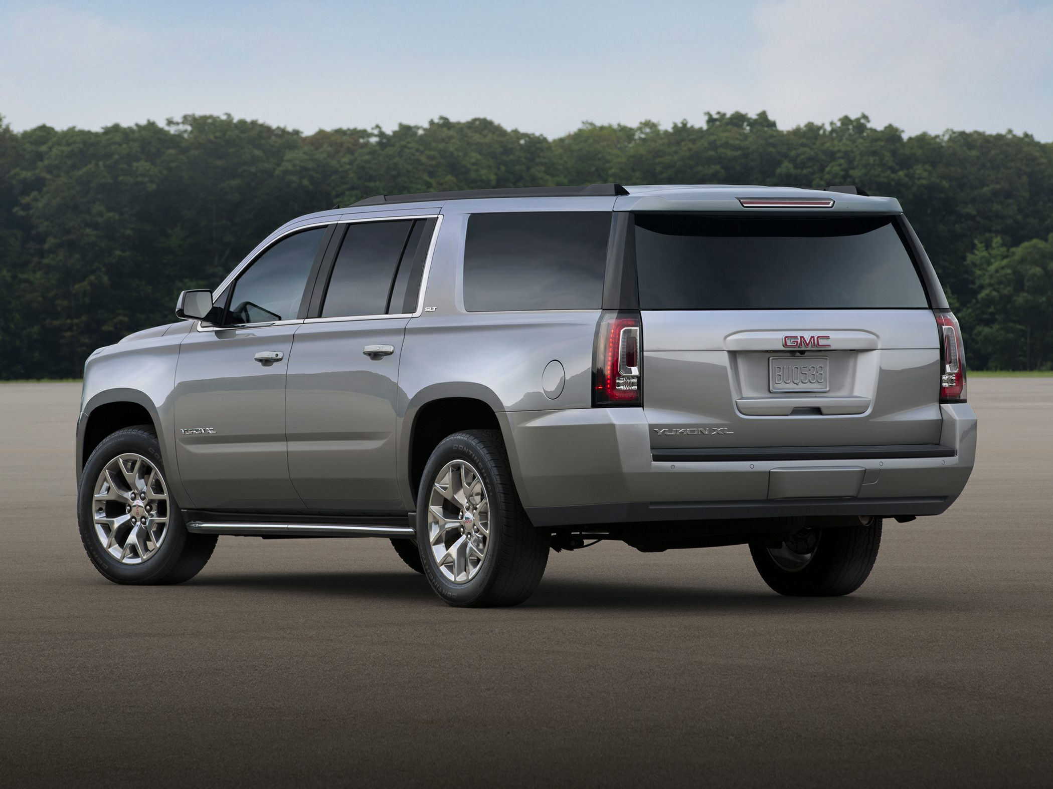 2015 GMC Yukon XL Rear