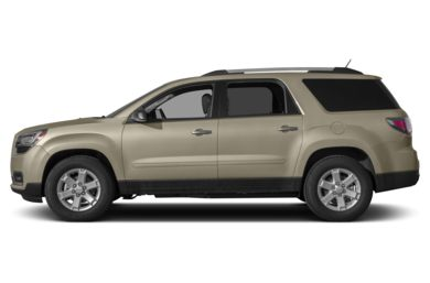 90 Degree Profile 2015 GMC Acadia
