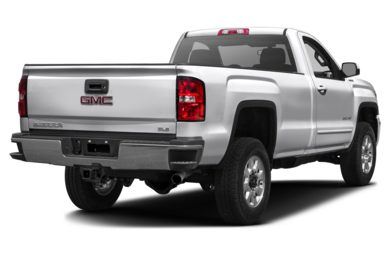 3/4 Rear Glamour  2016 GMC Sierra 2500HD