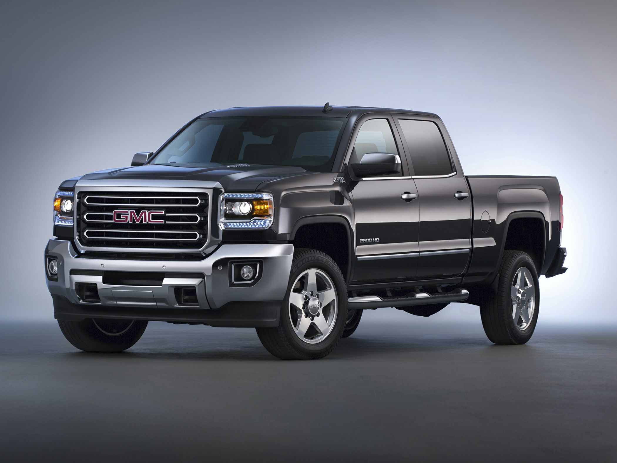 2015 GMC Sierra 3500HD Glam