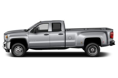 90 Degree Profile 2016 GMC Sierra 3500HD