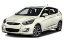 3/4 Front Glamour 2016 Hyundai Accent